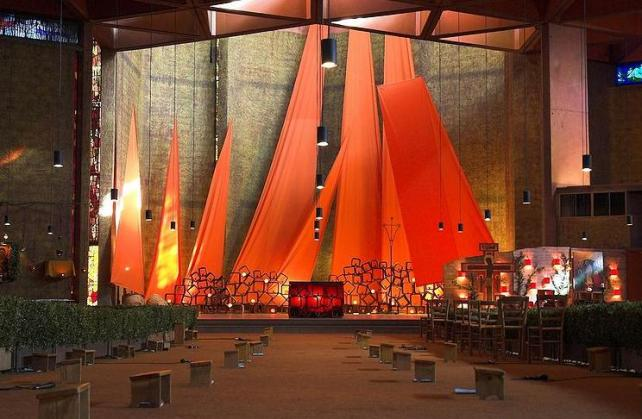 Iglesia Taizé