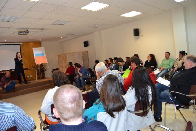 FOTO: Encuentro formativo y AGE Didania 2014